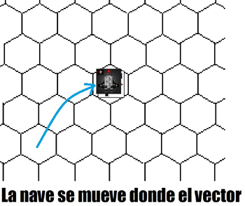 >Movimiento al vector