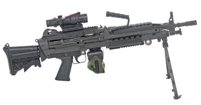 Ametralladora ligera M249