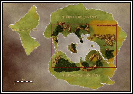 mapa de Eriloe