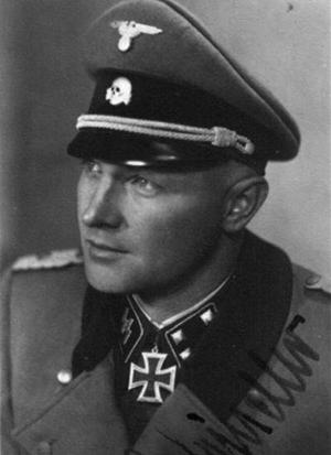 El teniente coronel Ludwig Spindler