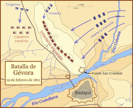 Batalla de Gévora