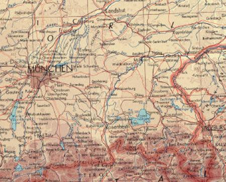 mapa de la zona - imagen de mapahistorico.com