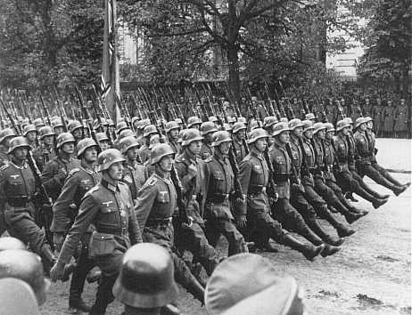 Infantería alemana 1939-1942