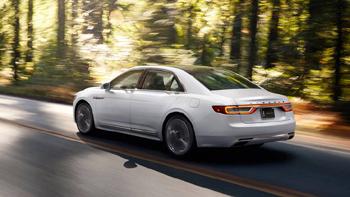 Lincoln Continental 2017, imagen de autoweek