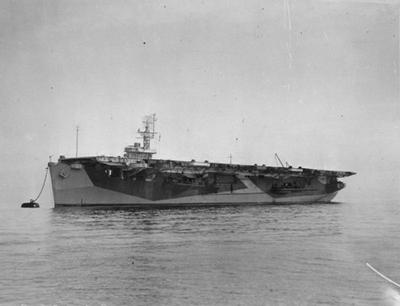 HMS Reaper - imagen de dominio público perteneciente al Imperial War Museums británico