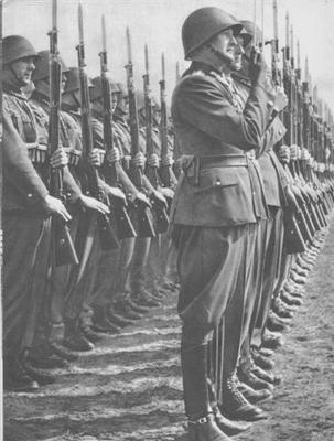 Infantería polaca 1939