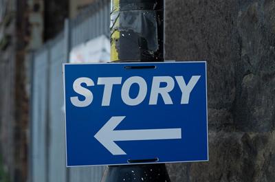 Fotografía «Story» de David Bleasdale (Licencia CC-A)