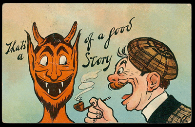 Fotografía «The First Storyteller» de wackystuff (Licencia CC-A-CI)