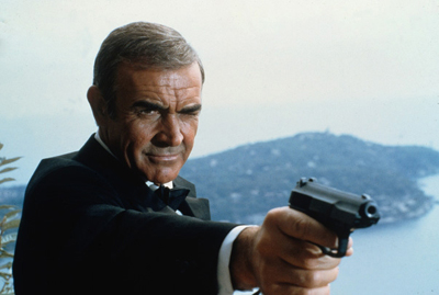 Bond, James Bond y su Walther PPK
