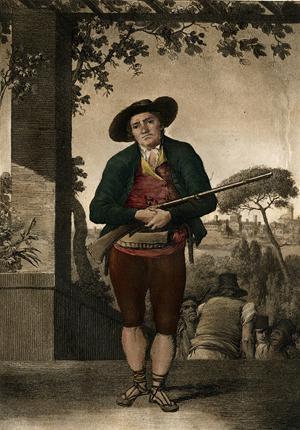 Tío Jorge - Imagen de dominio público