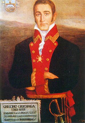 Brigadier Cruchaga