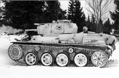 Carro L-60 S/I m/38, imagen de dominio público
