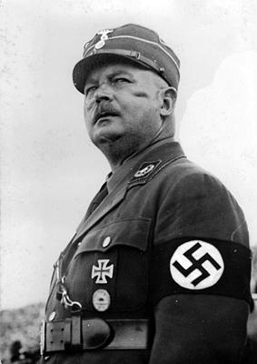 Ernst Röhm, autor desconocido, fuente: archivos federales alemanes