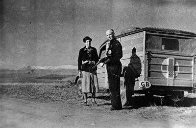 Ambulancia Bethune