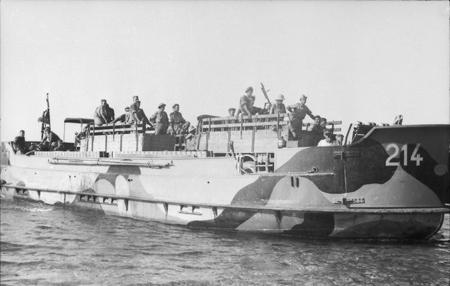 Una Pionierlandungsboot 39