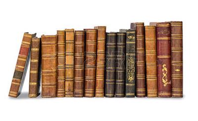 La colección de libros de los viajes de Os, solo uno es un original.